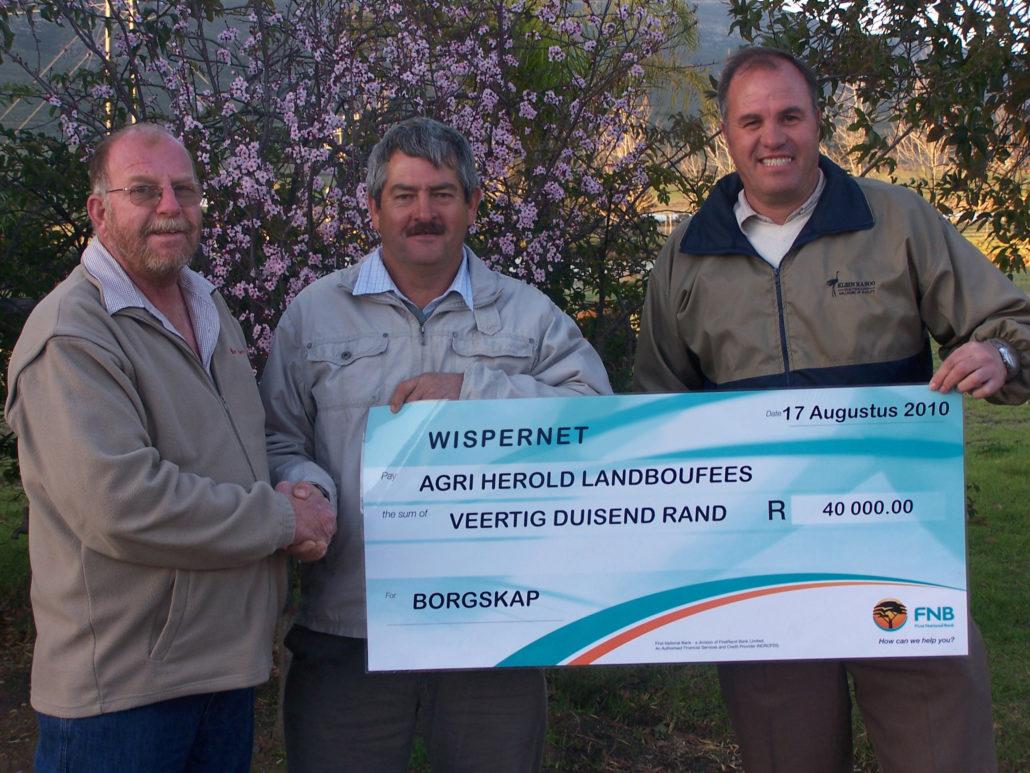 Agri Herold Landboufees