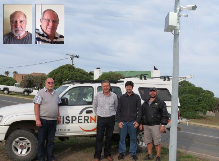 LPR Camera system - Still Bay & Jongensfontein